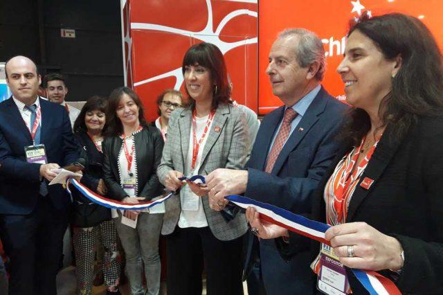 Chile incentivó más visitas de turistas argentinos en la FIT 2018