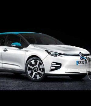 La próxima generación del Citroën C4 tendrá una versión 100% eléctrica