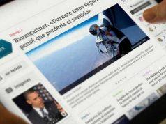 Los grandes anunciantes están invirtiendo cada vez más en la prensa digital
