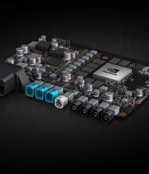 Volvo elige a NVIDIA DRIVE para la producción de automóviles