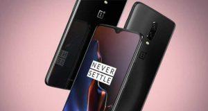 OnePlus presenta su modelo 6T con una pantalla de 6,4 pulgadas