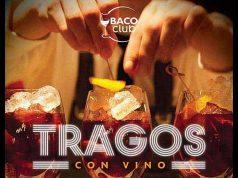 Baco Club: Tragos con vino