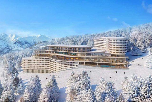 Les Arcs Panorama, el resort más nuevo de Club Med en los Alpes Franceses