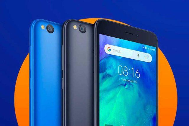Redmi Go, el Android Go de Xiaomi más barato