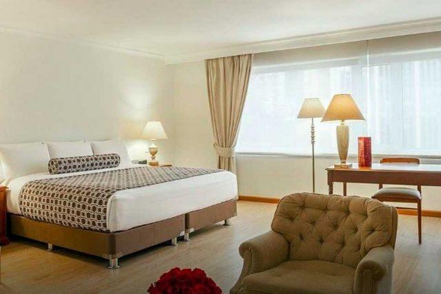 Hotel Tequendama de Bogotá será el Four Points By Sheraton
