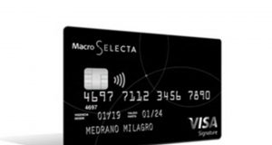 Las tarjetas del Banco Macro ahora son contactless