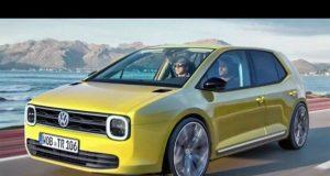 Aparentemente Volkswagen tiene un mini-Golf en camino