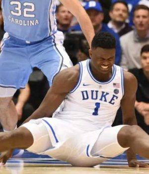 Guerra de marcas: Puma ataca a Nike tras la lesión de Zion Williamson