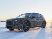 BMW iNEXT es sometido a exigentes pruebas en el círculo polar ártico