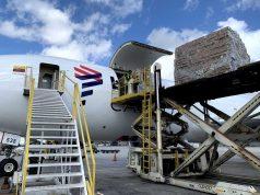 LATAM Cargo vuela con más de 9.000 toneladas de flores para San Valentín