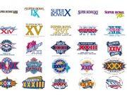 Así ha evolucionado el logo de la Super Bowl desde 1966