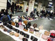 Las falsificaciones ocupan el 3,3% del mercado mundial