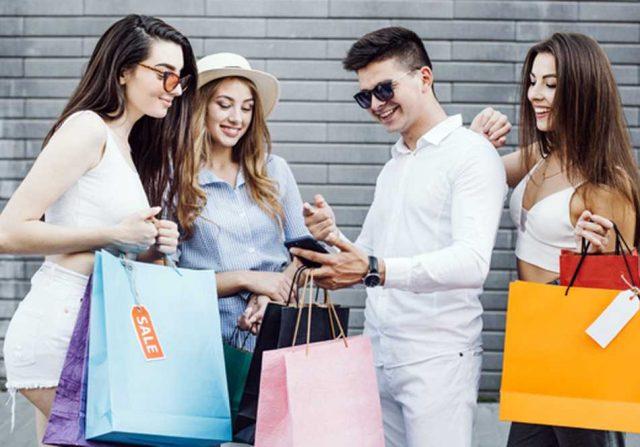 El consumo de la generación Z: así compran los consumidores más jóvenes