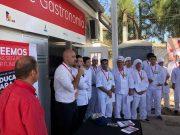 Internos del penal de San Martín se recibieron de panaderos gracias a Cook Master