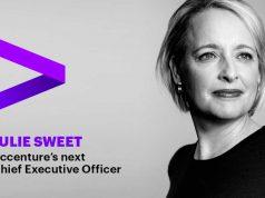 Accenture nombra como CEO a Julie Sweet