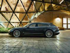 Porsche presenta en Argentina el nuevo Panamera Turbo Sport Turismo