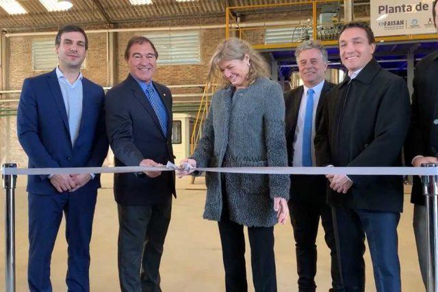 FAISAN abre nueva planta de PAC en Florencio Varela