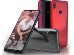 Se filtran imágenes del Moto E6 Plus