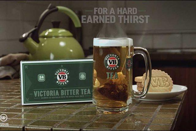 ¿Té con sabor a cerveza?