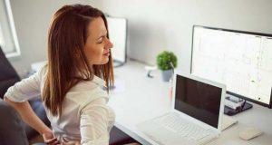 Pasar 8 horas sentado en la oficina puede ser perjudicial para tu salud