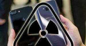 Apple y Samsung, acusadas por exceso de radiaciones en sus móviles