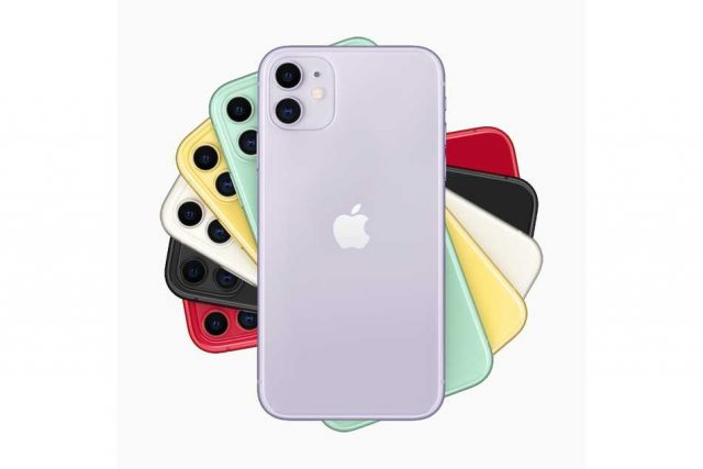 Apple presenta el iPhone 11 con cámara dual