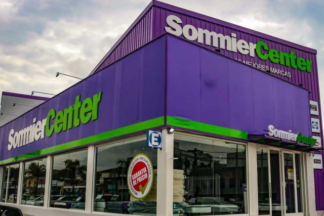 Sommier Center abre sucursal en Pacheco