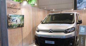 Citroën acerca al público sus utilitarios y servicios VUL