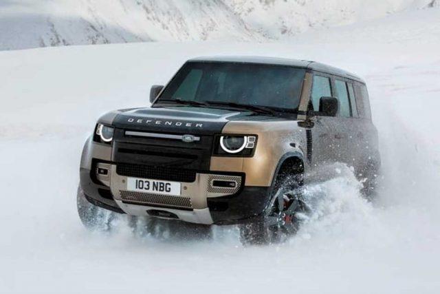 El nuevo Land Rover Defender ya debutó en sociedad