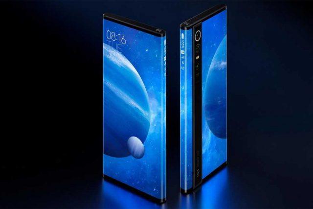 Xiaomi Mi Mix Alpha debuta con pantalla envolvente y cámara de 108MP