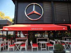 Novecento-Mercedes Benz, otro restaurante que cierra por la crisis económica