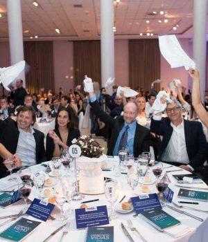 La Fundación Powerchair Football Argentina recaudó $6.7 MM en su 5ta Cena Solidaria