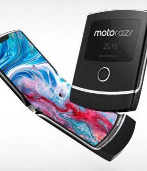 Motorola puso fecha para la presentación del Razr plegable