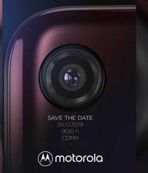 Nuevos renders muestran el posible diseño del Moto G8 Play