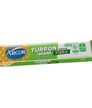Grupo Arcor lanza un turrón Fuente de Fibra
