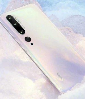 Xiaomi Mi CC9 Pro es oficial con una cámara penta de 108 MP