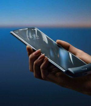 """Llega el nuevo Motorola Razr con una pantalla plegable de 6.2"""" Flex View"""