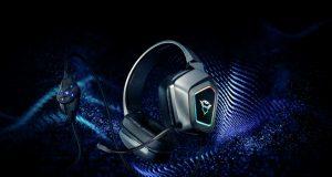 Auriculares Trust Blizz 7.1 RGB: Escucha todo a tu alrededor sin perder ningún detalle