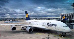 El Grupo Lufthansa suspende vuelos a China