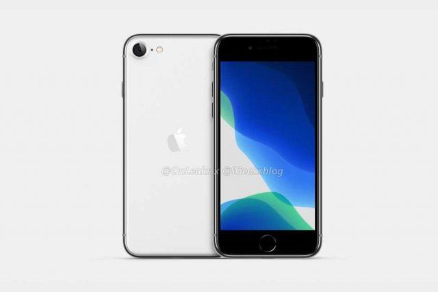 Se filtra video del iPhone 9 / SE 2