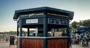 """Nuevo bar """"El Clásico"""" de Quilmes en Rosario"""
