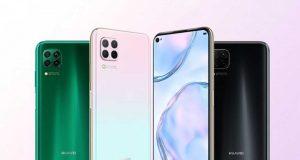 Huawei anunció el P40 Lite