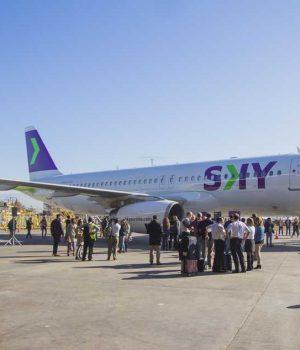 SKY volará a Bogotá a partir de junio, con pasajes desde US$ 218