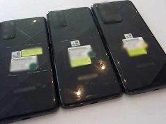 Nuevas imágenes de la serie Samsung Galaxy S20