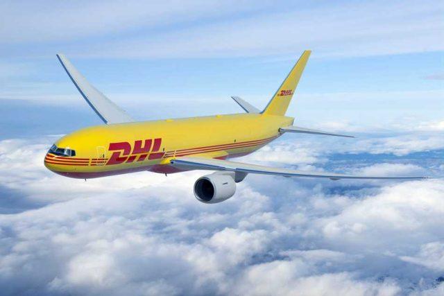 DHL Express moderniza su flota con nuevos Boeing 777F