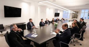 FEHGRA: Buen balance de la reunión con el presidente Alberto Fernández