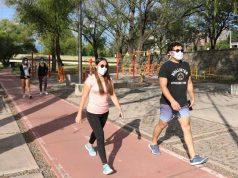COVID-19: los argentinos se mueven en promedio, dos veces más que hace una semana
