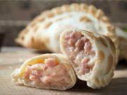 Tomasso Pizzas: empanadas de humita, carne y carne picante