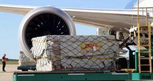 DHL Argentina trae 23 toneladas de insumos médicos desde China