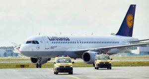 Lufthansa se hunde: pierde un millón de euros por hora